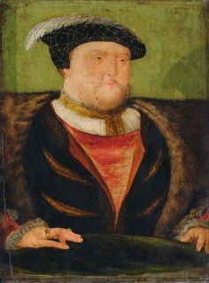 Henry VIII of England (1491-1547) Son of Henry VII of England and Elizabeth of York.