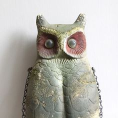 Owl Decoy now featured on Fab.
