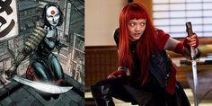 Also heads up Rila Fukushima is replacing Devon Aoki as Katana in #Arrow #Season3