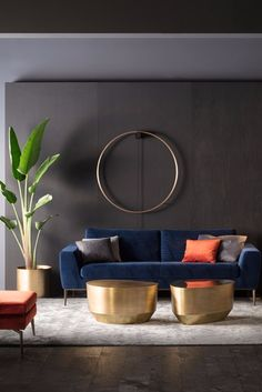 These designs are part of the new collection by interior design label Christine Kröncke! Check out our exclusive interview following the link!