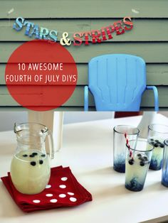 10 Awesome Fourth Of July DIYS