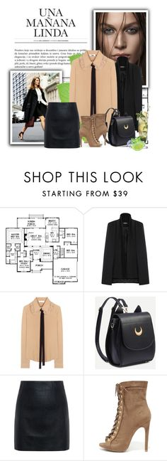 """""""Work Flow"""" by marion-fashionista-diva-miller ❤ liked on Polyvore featuring Chloé, McQ by Alexander McQueen, Wild Diva, Margarita, WorkWear, officewear and businessattire"""