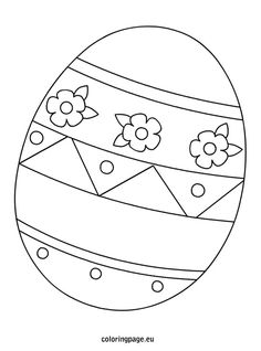 Related coloring pagesEaster - Rabbit with a carrotEaster eggEaster Egg coloring pages freeEaster Chick in a ShellEaster - One CarrotEaster egg shapes templatesHappy Easter BunnyEaster BunnyEaster Bunny -...