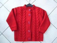 creaymme: Gebreid kindervestje Baby Vest, Baby Boy, Baby Knitting Patterns, Sewing For Kids, Crochet, Doll Clothes, Men Sweater, Children, Sweaters