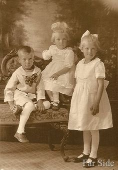 Meady's kids early 1920's