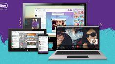 تحميل برنامج فايبر لويندوز 10 بنسخته الجديدة