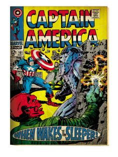 The first Cap story I ever read.