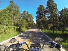 Black Hills South Dakota-Iron Mountain Road-Part 1
