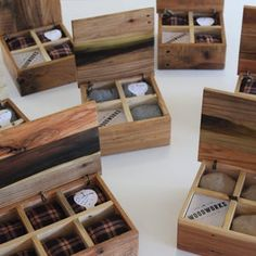 Small Woodworking Projects, Teds Woodworking, Wood Projects, Woodworking Classes, Woodworking Videos, Watch Gift Box, Watch Case, Look Plus, Diy Garage