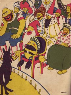 Salvador Bartolozzi (1882–1950) was one of the most important Spanish comic artists from the 1920s. With his several famous characters, such as the 'Pipo y Pipa' and his free adaptation of Collodi's 'Pinocho y Chapete', Bartolozzi counts as an innovator of the Spanish comic strip.