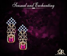 You Deserve #Nothing But The Most #Beautiful Pair of Earrings Carved With Perfection & #Elegance ✨ Get More Such Alluring Designs At Our Showroom At D- Mall , NSP (Pitampura) | Call us on 9821397399 For #Appointments  #SiddharthGarg #S2R #S2Rjewelsandjewellery #Stylegram #jewellerymasterpiece #Handmadejewellery #instajewellery #finejewellery #pureluxury #moderndaywomen #diamondsareforever #shoppingfiesta #girlsbestfriend #stylegram #handcraftedjewellery #contemporaryjewellery #ontrend…