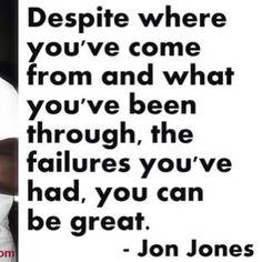Jon jones quote