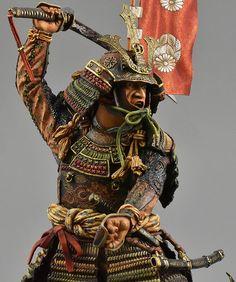 Total War Shogun 2, Japanese Art Samurai, Japanese Warrior, Japanese Dragon, Samurai Weapons, Samurai Warrior, Sun Tzu, Samurai Mask Tattoo, Demon Tattoo