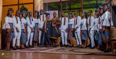 All put together👌 Traditional Wedding Attire, African Traditional Wedding, Traditional Weddings, African Fashion Dresses, Fashion Outfits, Igbo Wedding, Ankara Dress, African Beauty, Clothing Styles