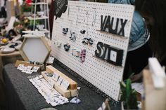 Vaux St @ UME Spring Market 2016