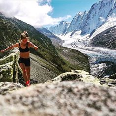 Welcome to #RunnerLand  ###  runnerland.web.tv facebook.com/runnerlandofficial  ###  Photo: @tinaemelie Chamonix trails! J'adore!  ###