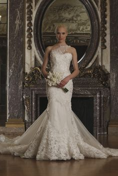 Romona Keveza Luxe Bridal Collection Spring2016 [Courtesy Photo]