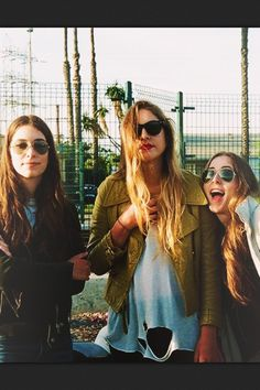 Haim. They are the coolest girl band ever.