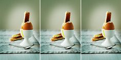 Dippy Eggs and Soldiers