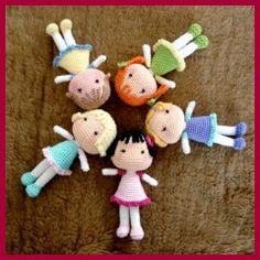 BB dolls amigurumi