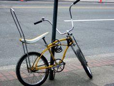 a banana seat bike, so many memories