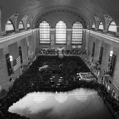 A park at Grand Central. by http://instagram.com/jas_adams