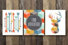 Tribal Wall Art  Instant Download  Printable by TheLionAndTheLark, $12.00