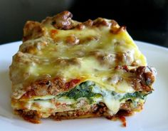 This Traditional Canadian Lasagna recipe with ingredients available here has been around since lasagna noodles have been sold, shortly after World War II