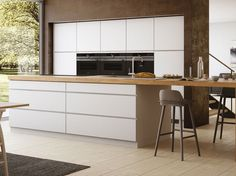 Kvik Facts  54% eat in the kitchen and 41% have 3-4 kitchen appliances standing on the worktop. But who spends the most time in their kitchen – men or women? Get the answer and see more kitchen Kvik facts here kvik.com  #kvik #kvikkitchen #kitchen #kvikfacts #inspiration