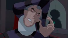 """Judge Claude Frollo (Tony Jay) from """"The Hunchback of Notre Dame"""""""