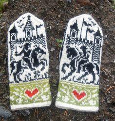 Name: 'Knitting : Swords & Roses Mittens Fingerless Mittens, Knit Mittens, Knitted Gloves, Knitting Socks, The Mitten, Crochet Cross, Knit Crochet, Knitting Charts, Knitting Patterns