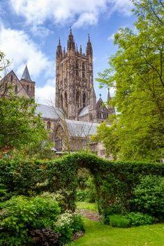 Výlet do Canterbury Canterbury, Barcelona Cathedral, Travel, Instagram, Viajes, Destinations, Traveling, Trips