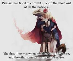What Prussia would do for Germany....