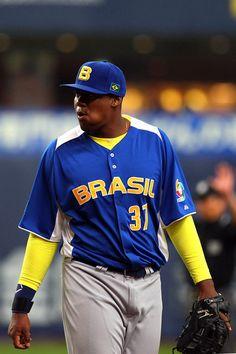 Friendly Iago Brasil WBC World Baseball Classic, Wbc, Sports, Tops, Fashion, Hs Sports, Moda, Fashion Styles, Sport