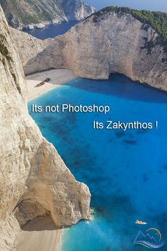 Navagio in Zakynthos, Hellas (Greece) Oh The Places You'll Go, Places To Travel, Places To Visit, Travel Destinations, Dream Vacations, Vacation Spots, Future Travel, France, Beautiful Beaches