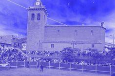 Santacara: Vacas de Santos Zapateria - (3) Tower Bridge, Travel, Saints, Cows, September, Fiestas, Viajes, Destinations, Traveling