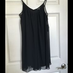 Express Black Dress Nwt Size M