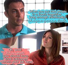 Lol Deb & Quinn // Dexter