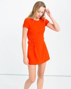 Image 1 of JUMPSUIT DRESS from Zara