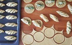 Pastry Recipes, Baking Recipes, Snacks Recipes, Bread Recipes, Pasta Casera, Bread Shaping, Bread Art, Snacks Für Party, Food Platters