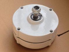 Compare Price AC low rpm 100w permanent magnet generator #100w #permanent #magnet #generator