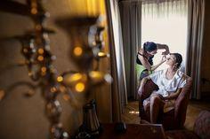 preparazione della sposa make up trucco e parrucco