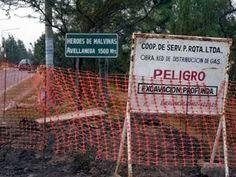 Reconquista: Realizan pruebas de presión en la red de gas