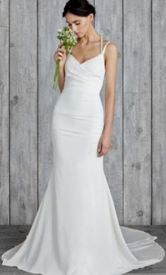Nicole Miller Taylor - HF10001: buy this dress for a fraction of the salon price on PreOwnedWeddingDresses.com