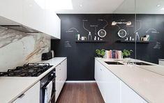 Εύκολες ιδέες για να διακοσμήσετε τον τοίχο της κουζίνας