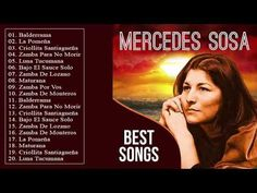 Mercedes Sosa Primeros Exitos Clasicas De Jose Jose - YouTube 6 Music, Music Songs, Mercedes Sosa, Music Publishing, Karaoke, Youtube, Instruments, Retro, Creative