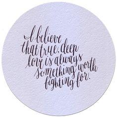 /// Calligraphy