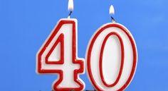 Ето защо 40-годишнината не се празнува