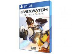 Overwatch: Origins Edition para PS4 - Blizzard