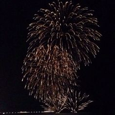 INCREDIBLE FIREWORKs worthing beach xxx :)